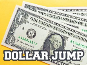 Click here for the Dollar Jump Powerpoint image