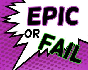 Click here for the 'Epic or Fail' group game Powerpoint image