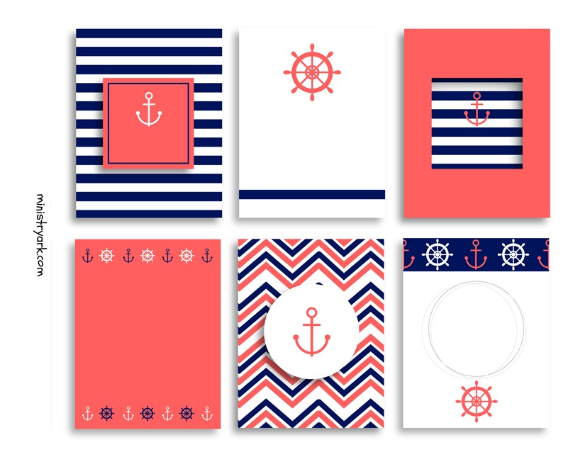 Sailor Bible Journaling Tip Ins