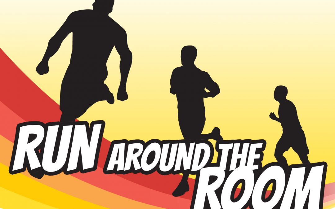 'Run Around the Room' game