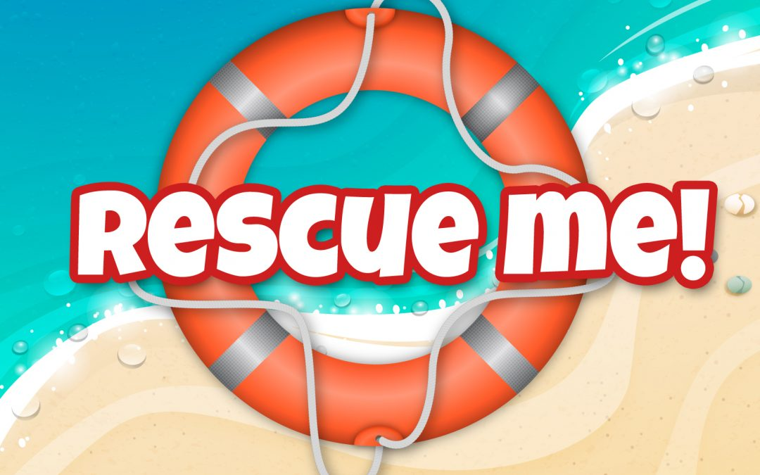 'Rescue Me' Sunday School Lesson on Ehud (Judges 3:12-30)