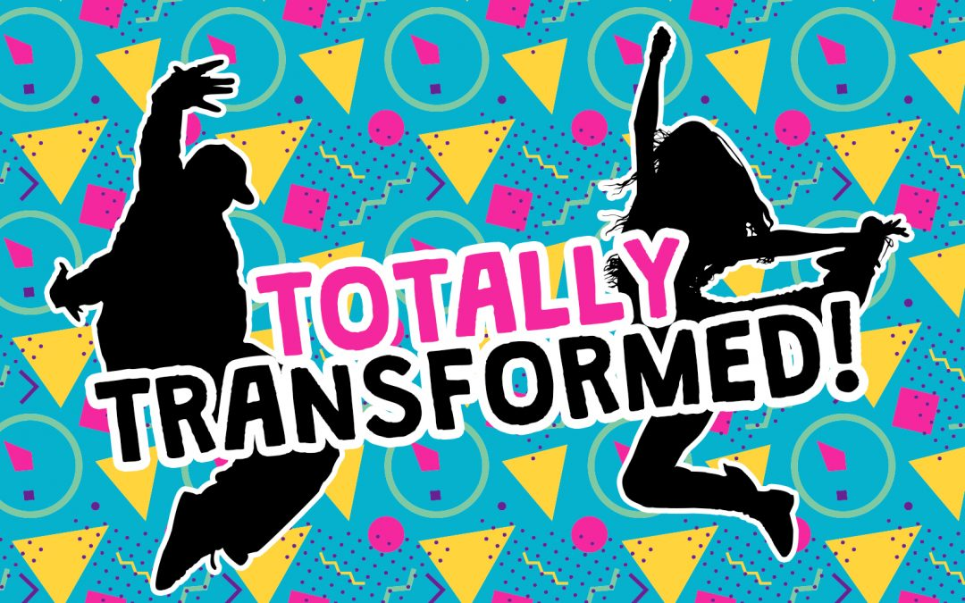 'Totally Transformed' Free Teaching Series