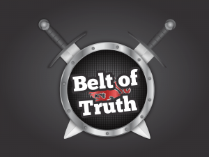 'Belt of Truth' Sunday School Lesson