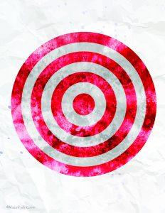 Grunge Target
