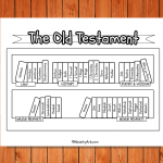 The Best Books Of Bible Songs Old Testament Bookcase Printable