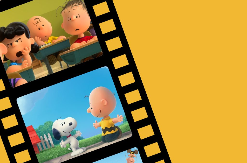 'The Red Baron' Movie Discussion (Snoopy and Charlie Brown: Peanuts Movie, 2015)