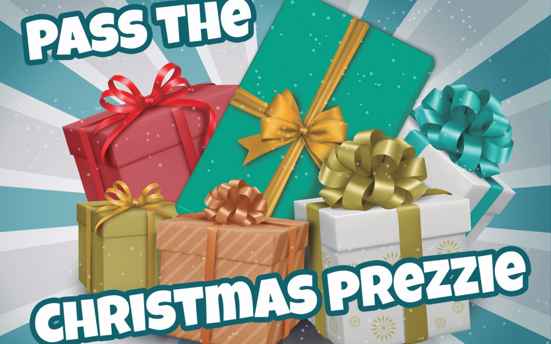 'Pass the Christmas Prezzie' Game