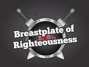 Breastplate of Righteousness title
