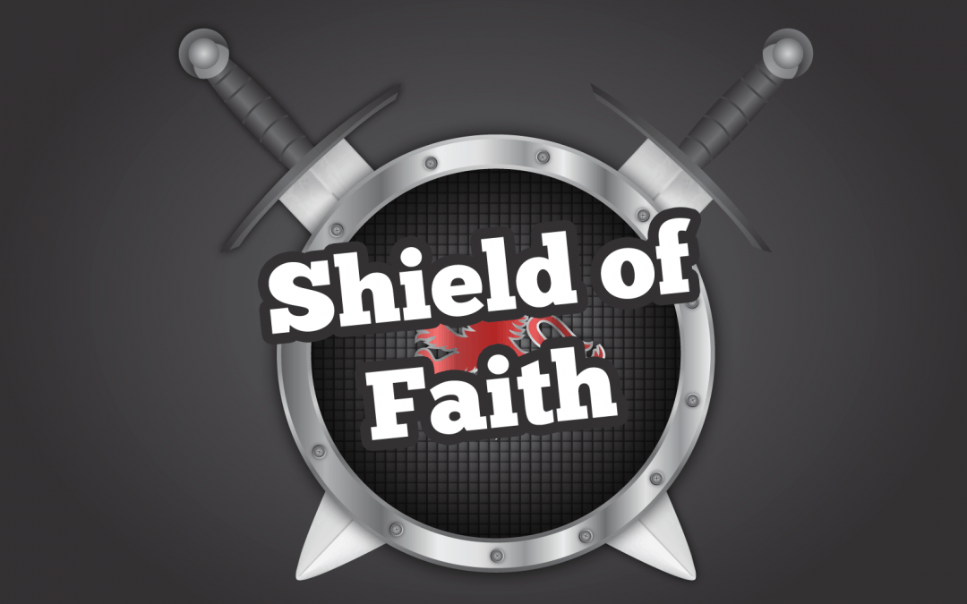 'Shield of Faith' Childrens Lesson on Acts 3