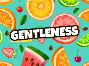 Click here for the 'Gentleness' Fruit of the Spirit Powerpoint image