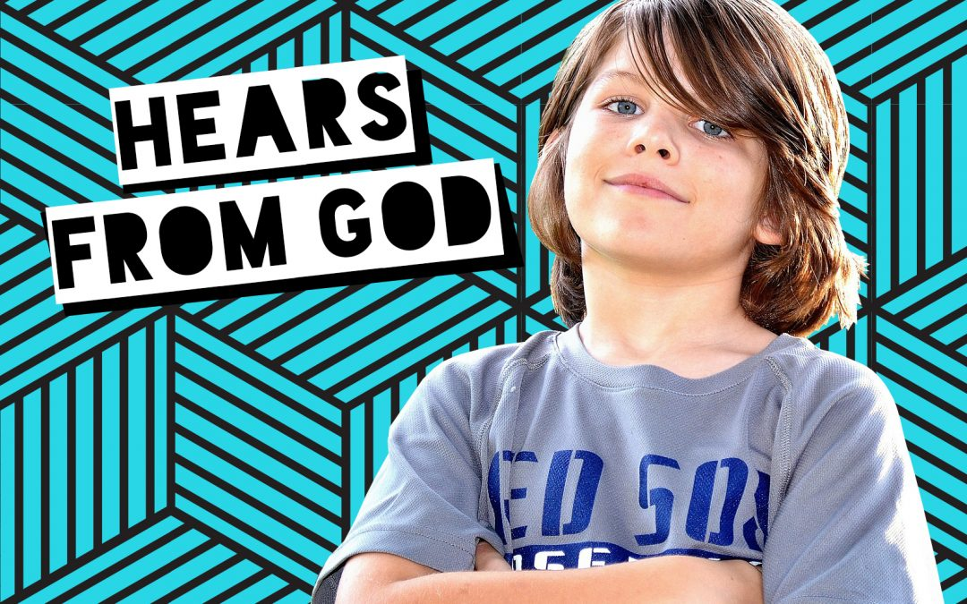 'Hears From God' Childrens Lesson on Samuel