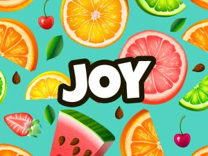 Click here for the 'Joy' Fruit of the Spirit Powerpoint image