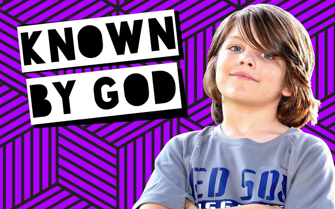 'Known By God' Sunday School Lesson on Jeremiah