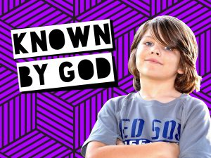 Click here for the 'Known By God' Childrens Lesson Powerpoint image
