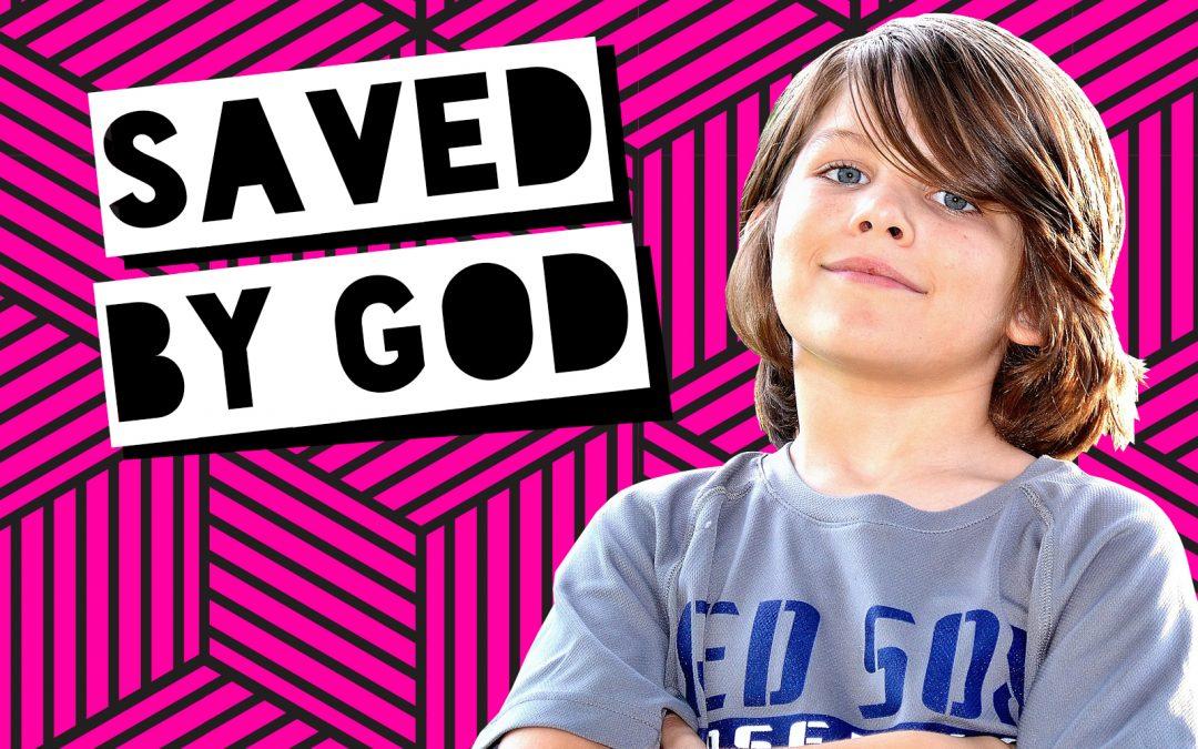'Saved By God' Sunday School Lesson on Moses (Exodus 2:1-10)