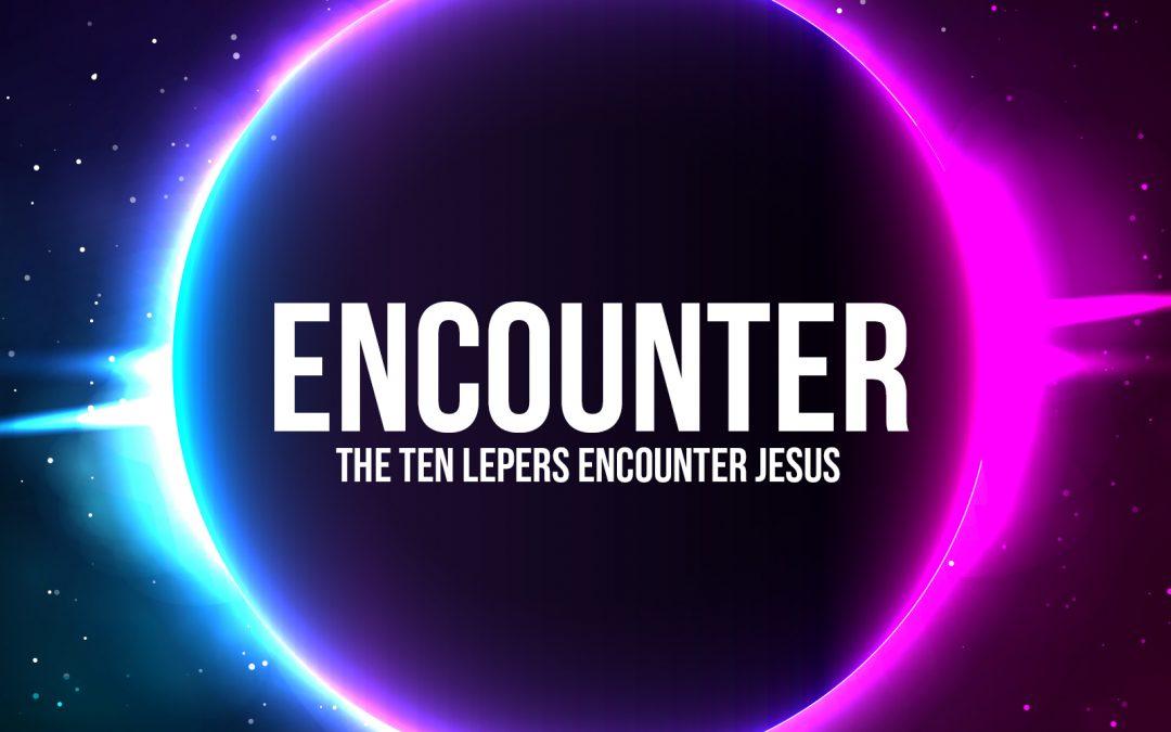 'Ten Lepers Encounter Jesus' Childrens Lesson
