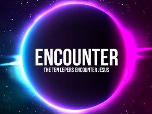 Click here for the 'Ten Lepers Encounter Jesus' Powerpoint image
