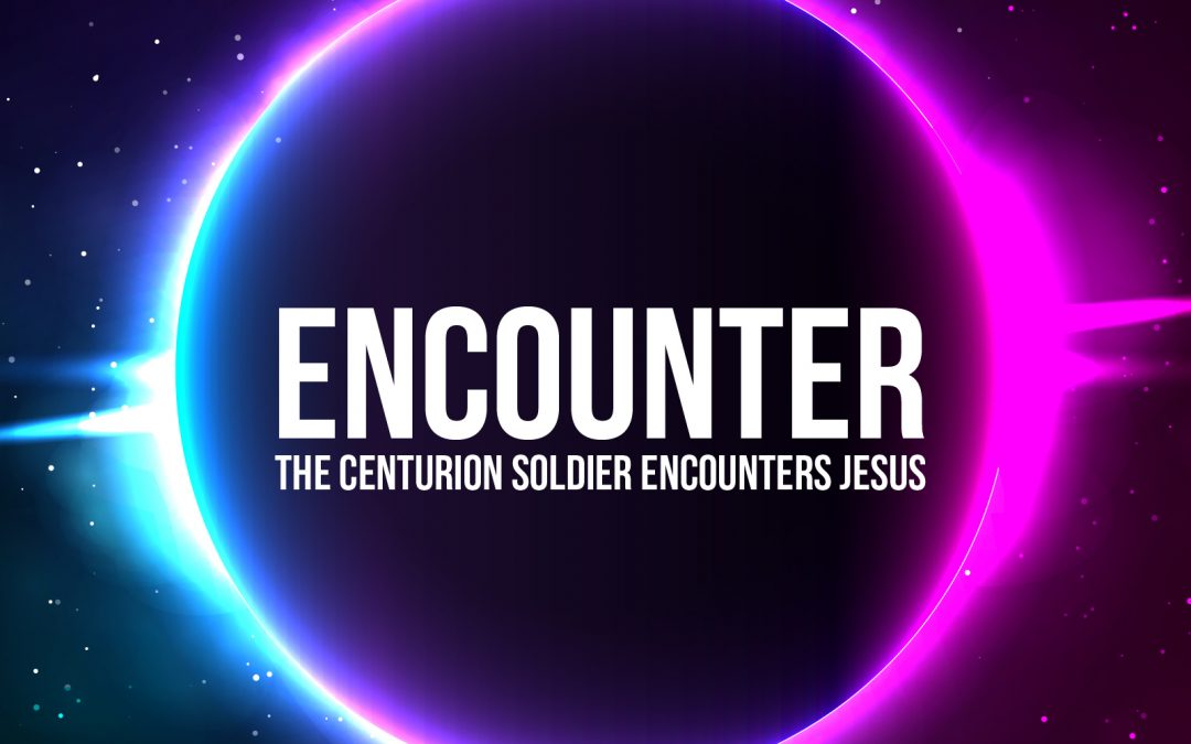 'Centurion Soldier Encounters Jesus' Childrens Lesson (Luke 7:1-10)
