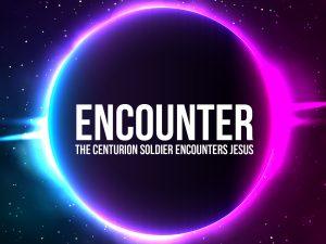 'Centurion Soldier Encounters Jesus' Childrens Lesson