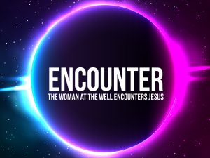 The Woman at the Well Encounters Jesus