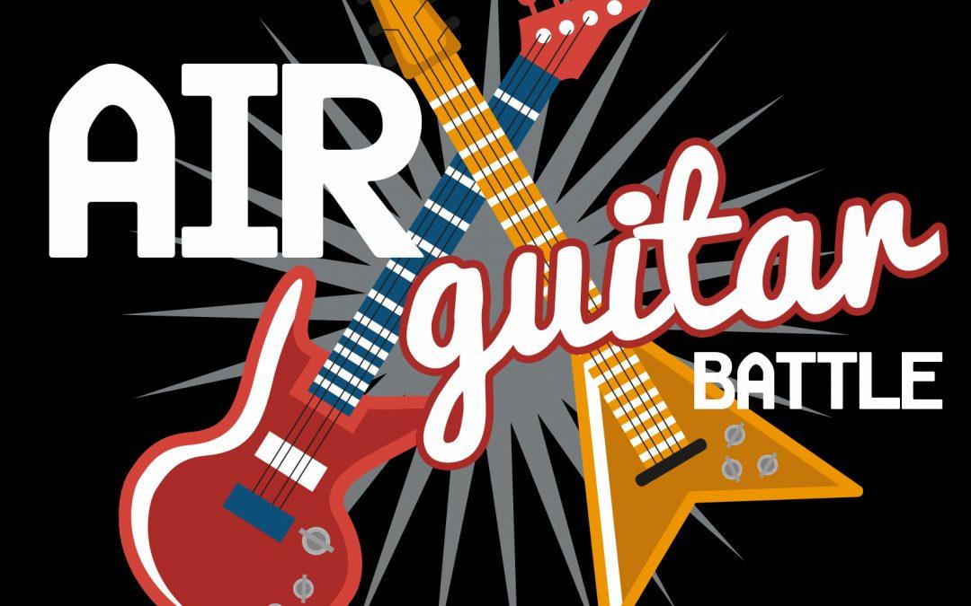 'Air Guitar Battle' Game