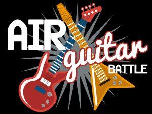 Air Guitar Battle