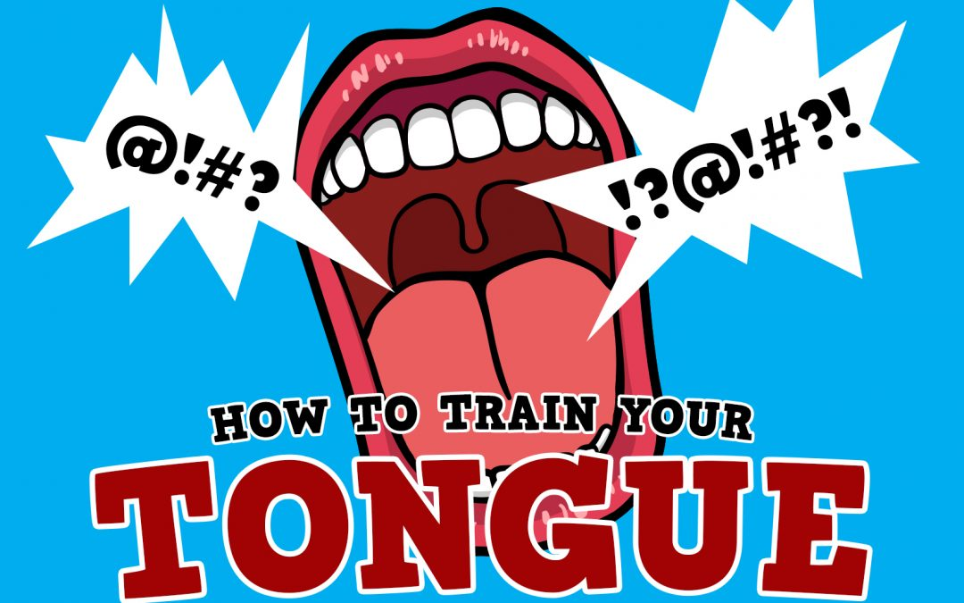 'How to Train Your Tongue' Childrens Lesson on James