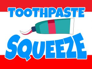 Click here for the 'Toothpaste Squeeze' Game powerpoint image