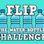 'Flip the Water Bottle Challenge' Game