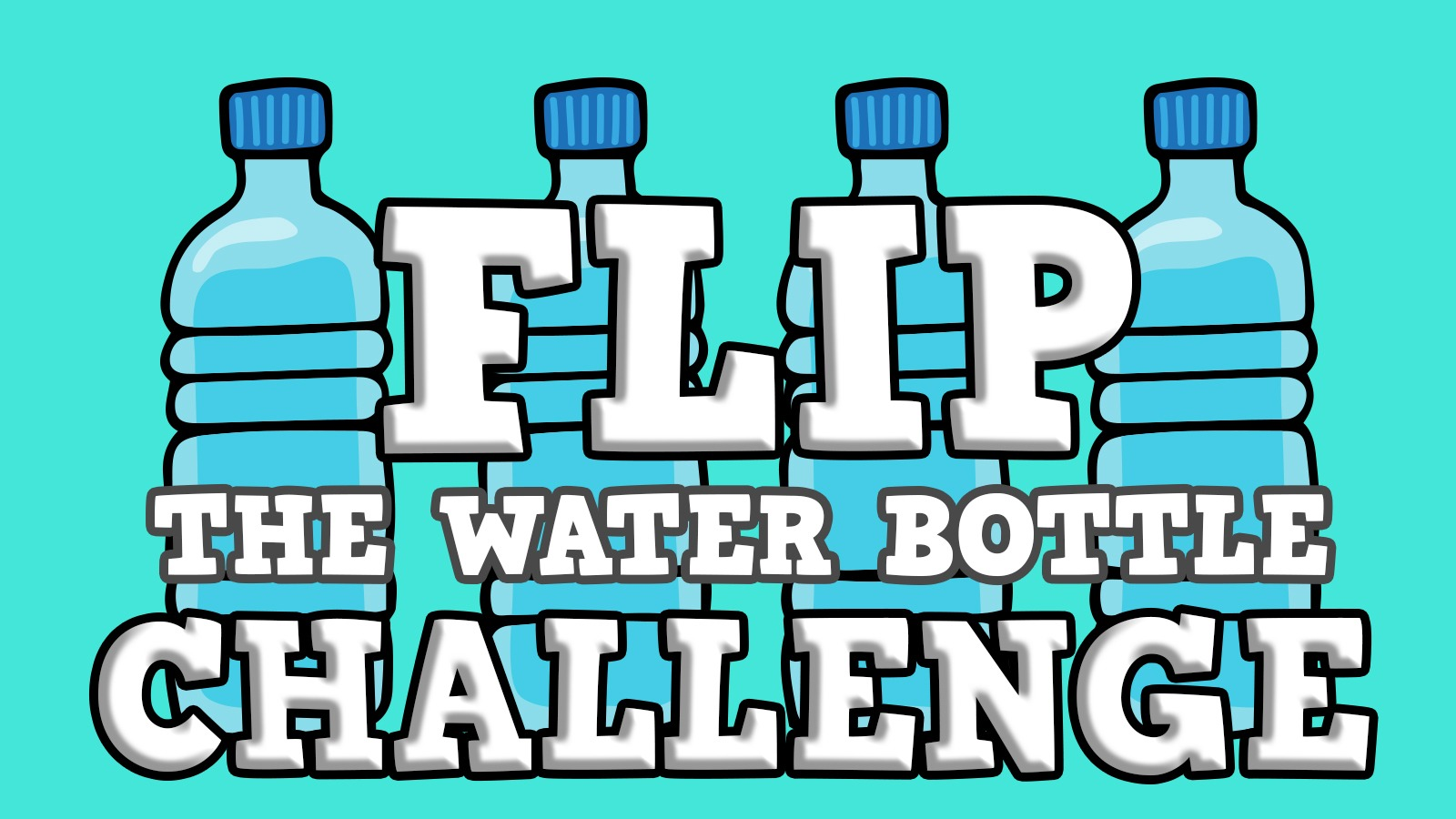 'Flip the Water Bottle Challenge' Game • MinistryArk