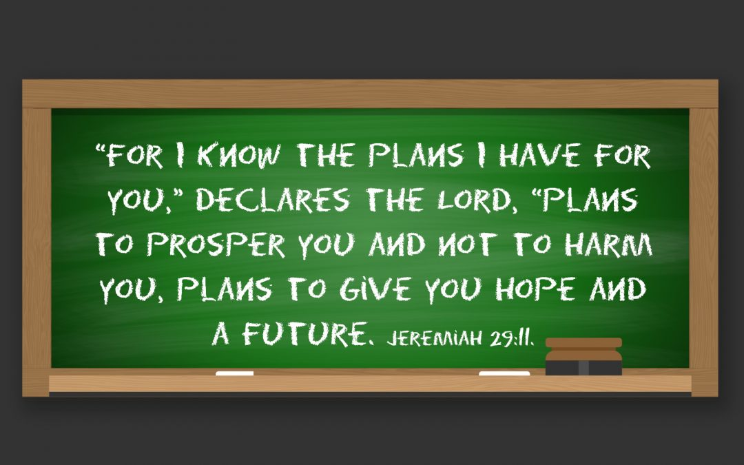 Jeremiah 29:11 Stills