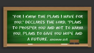 Click here for the widescreen 1600 x 1200 Jeremiah 29:11 Stills