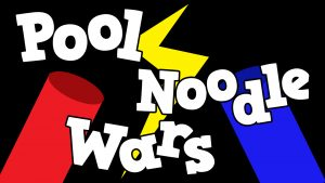 Click here for the widescreen 'Pool Noodle Wars' game Powerpoint image
