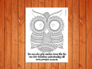 Click here for the 'Wisdom' Printable (Proverbs 19:8)