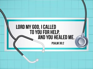 Click here for the 'Psalm 30:2' Powerpoint still