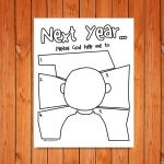 'Next Year' New Years Printable