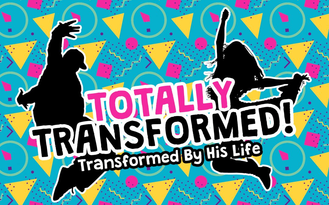 'Transformed By His Life' Childrens Lesson on Nicodemus