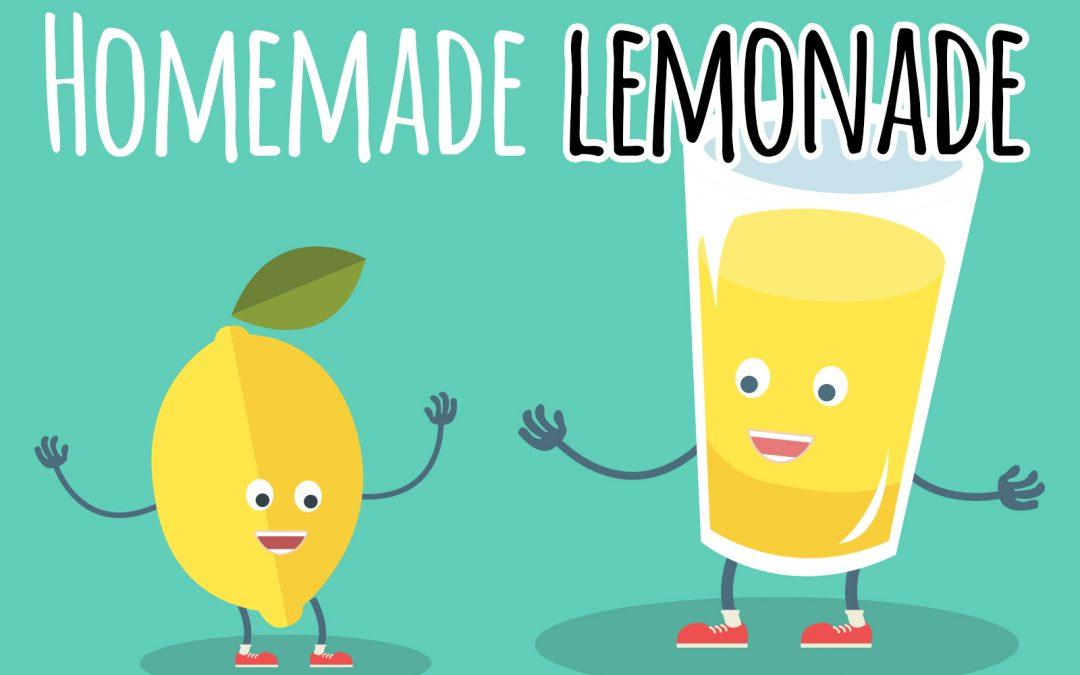 'Homemade Lemonade' Game