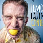 'Lemon Eating Contest' Game