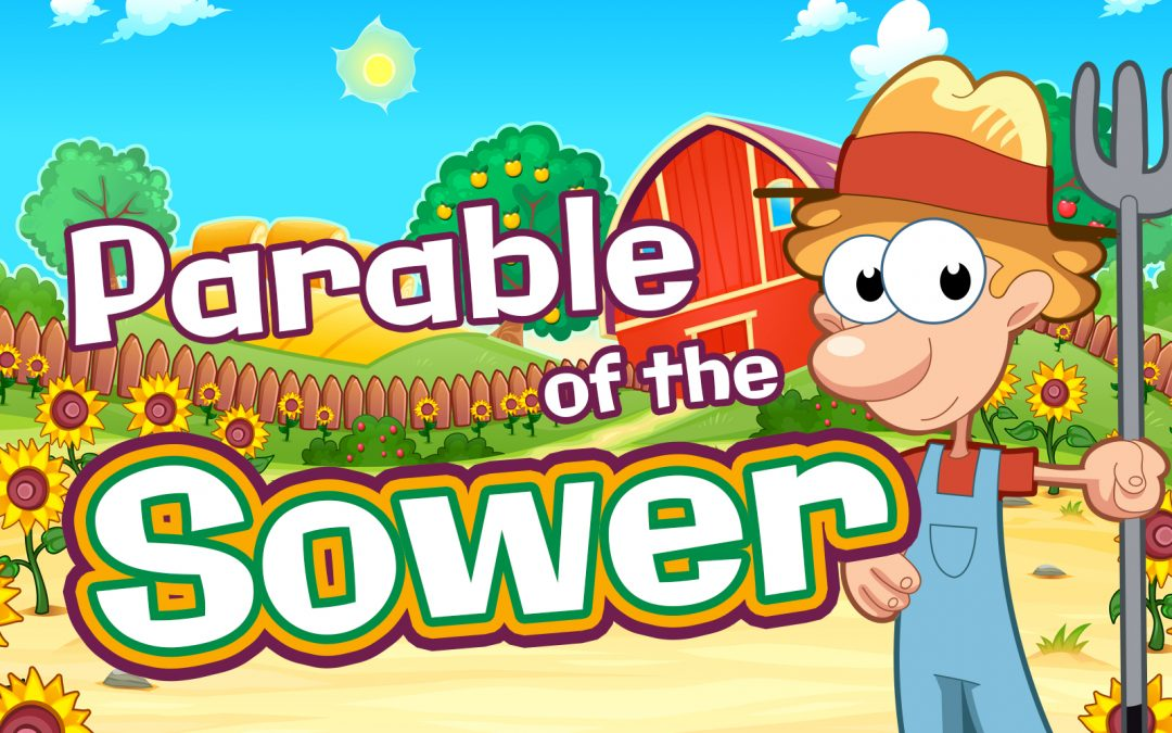 'Parable of the Sower' Childrens Lesson