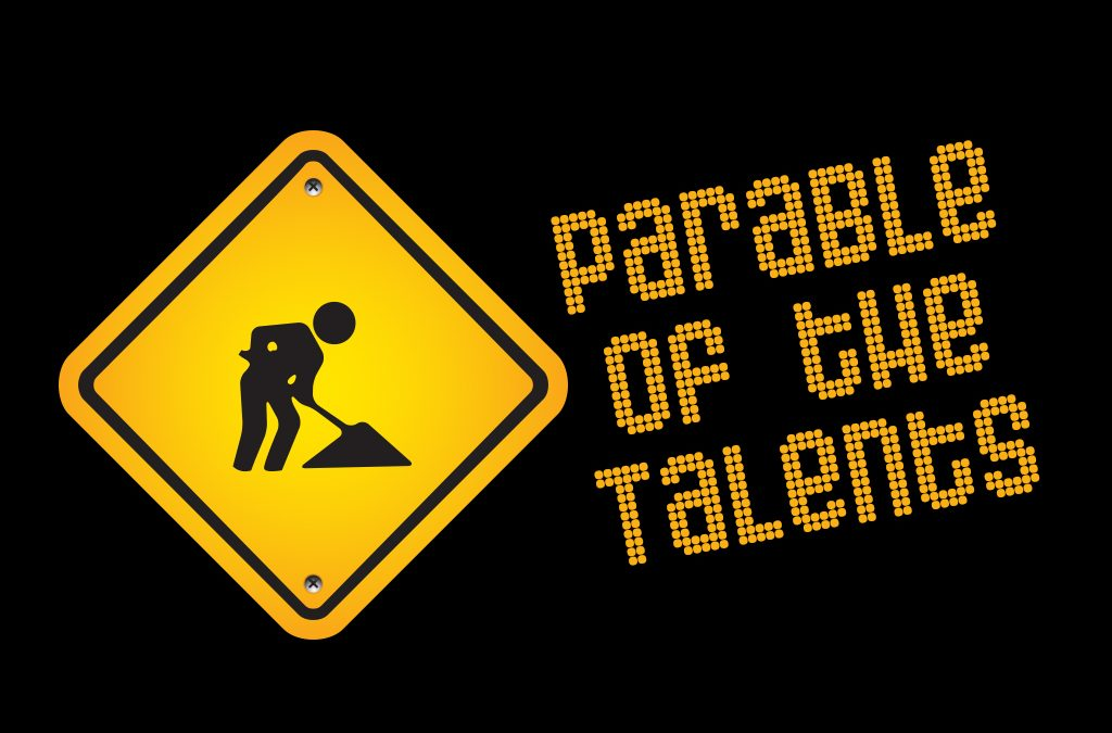 Parable of the Talents' Childrens Lesson (Matthew 25:14-30