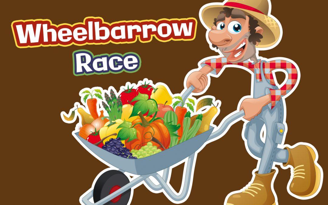 'Wheelbarrow Race' Game