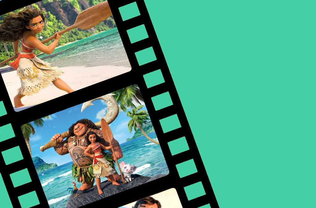 'Moana is Chosen by the Sea' movie discussion