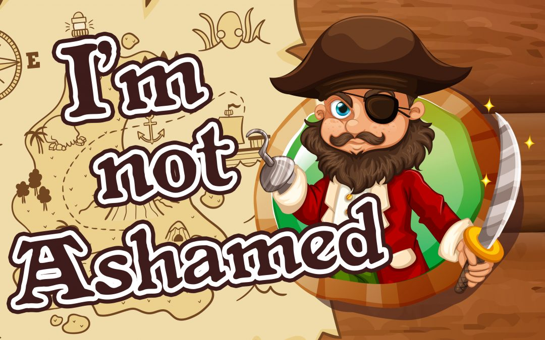 'I'm Not Ashamed' Childrens Lesson on Joseph (Genesis 39:19-23)