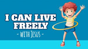 'I Can Live Freely' Childrens Lesson on Paul and Silus (Acts 16:16-40)