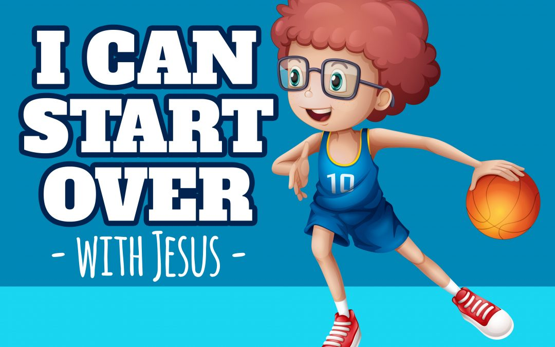 'I Can Start Over' Childrens Lesson on Pauls Conversion (Acts 9)