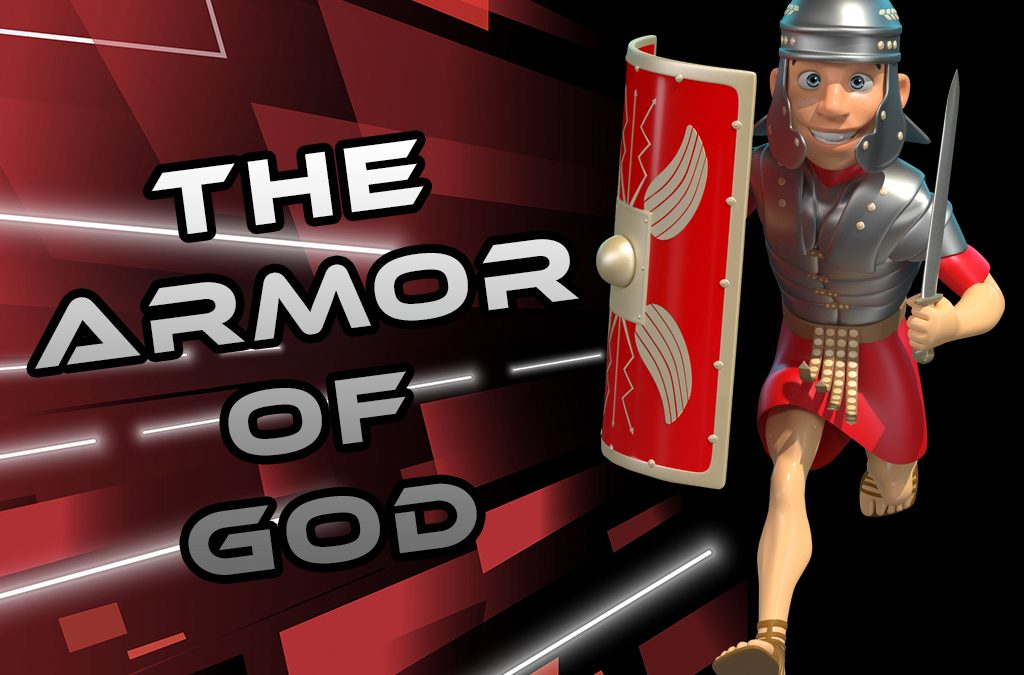 'Armor of God' Teaching Series or Free VBS
