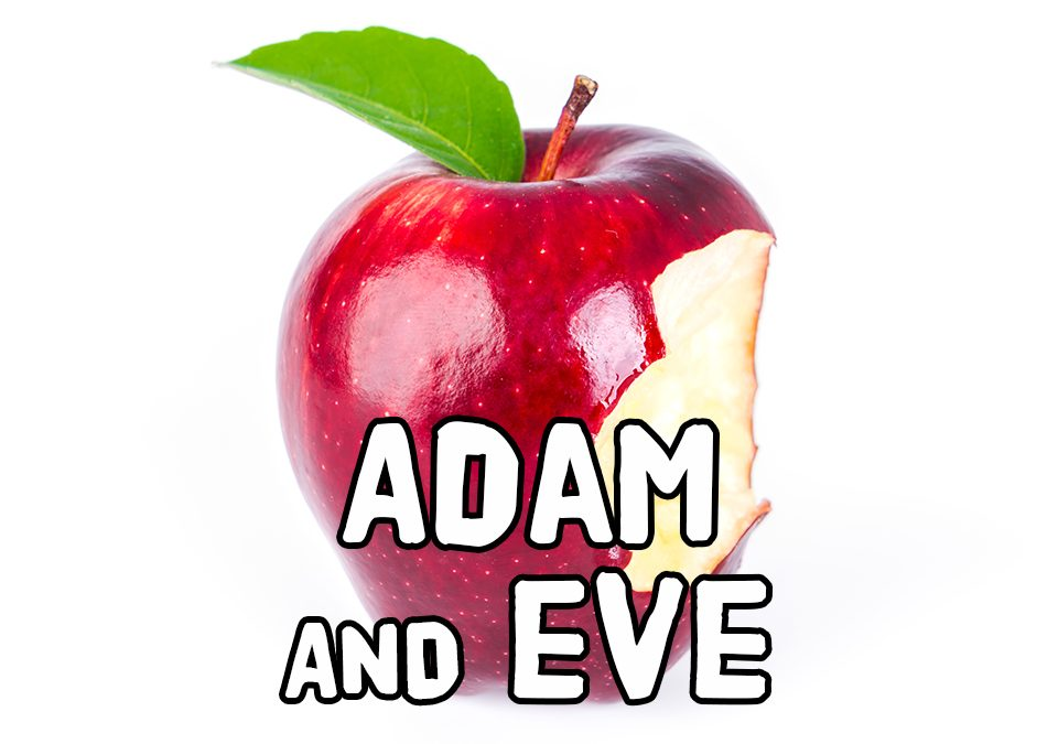 'Adam and Eve' Bible Story Poem