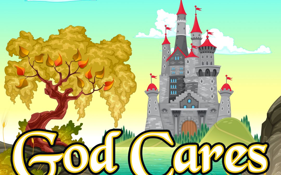'God Cares' Childrens Lesson on Moses (Exodus 2:1-10)