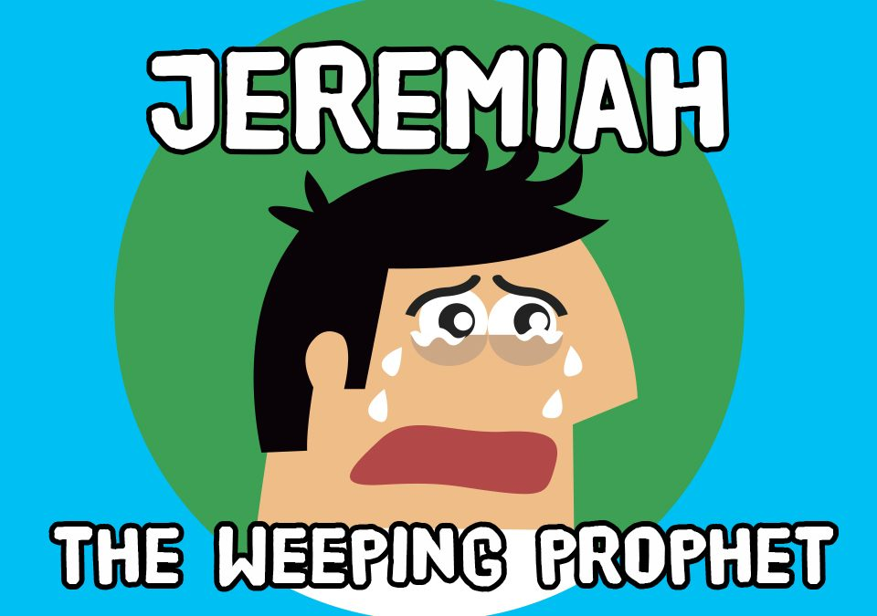 'Jeremiah' Bible Story Poem
